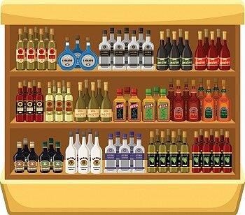 Алкоголь ЕГАИС 18+